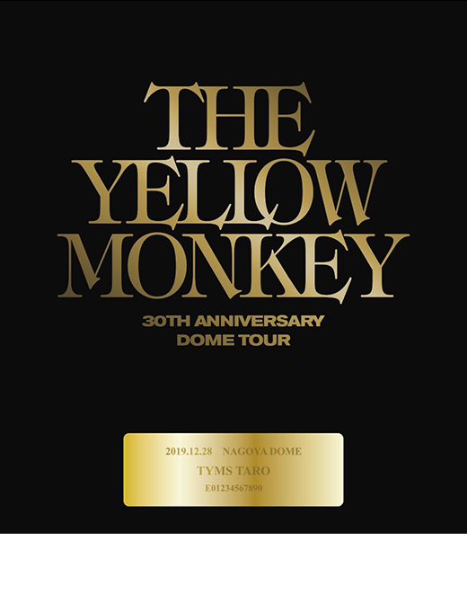 THE YELLOW MONKEY 30th ANNIVERSARY Booklet